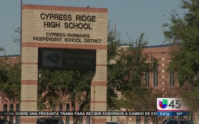 Dos alumnos de preparatoria planeaban matar a compañeros