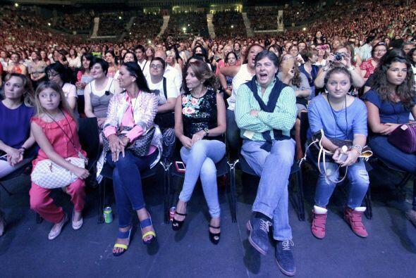 Angélica Rivera y Sofía Castro son madre e hija y tambi&ea...