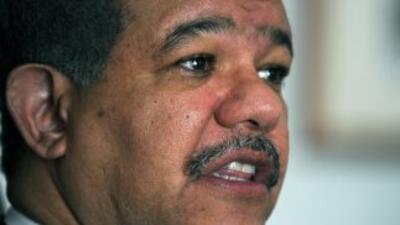 El presidente de República Dominicana, Leonel Fernández, defendió por ra...