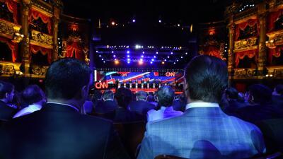 Debate republicano de CNN
