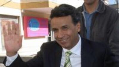 El vicepresidente de Ecuador, Lenín Moreno.