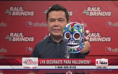¿Ya decoraste para Halloween?