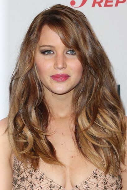 Unas ondas no tan definidas reflejan toda la sensualidad que Jennifer La...