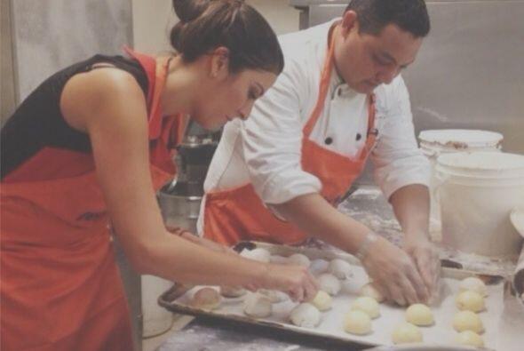 """""""#DesayunandoPorAmerica con el panadero Jaime Reynoso. Feliz de comparti..."""