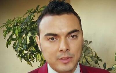 El nuevo vocalista de La Banda el Recodo se defendió de las críticas