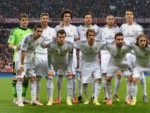 (Con información de EFE) Así jugaron el Real Madrid y Baye...