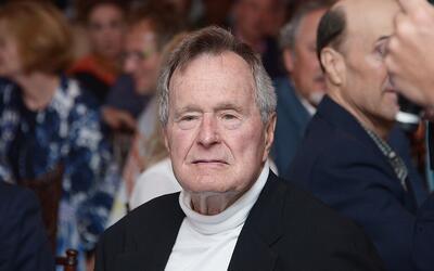 George H. Bush, expresidente de EEUU