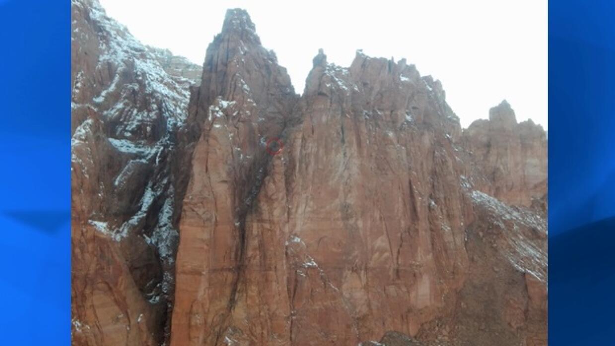 Hombre de California muere saltando en wingsuit en el norte de Arizona p...