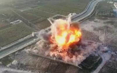 Video: talibanes muestran el ataque suicida al cuartel general de la pol...