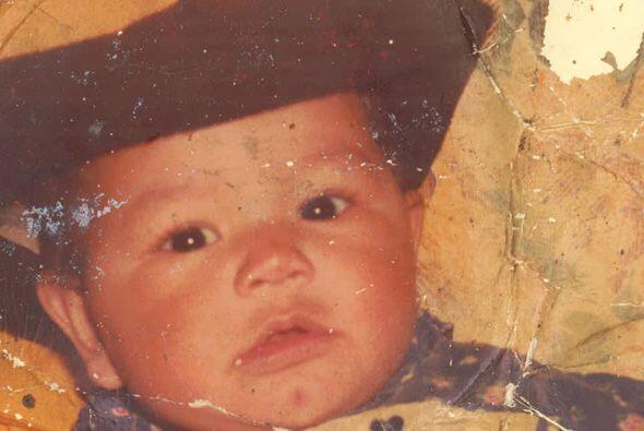 Desde niña transmitía una luz especial. Nació un 17...