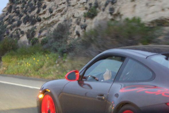 Excedió el límite de velocidad en la misma autopista en la...