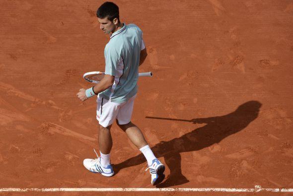El número uno del mundo busca en París el único Grand Slam que se le res...