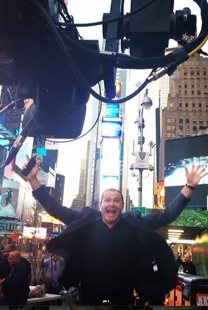 Despierta América en Nueva York
