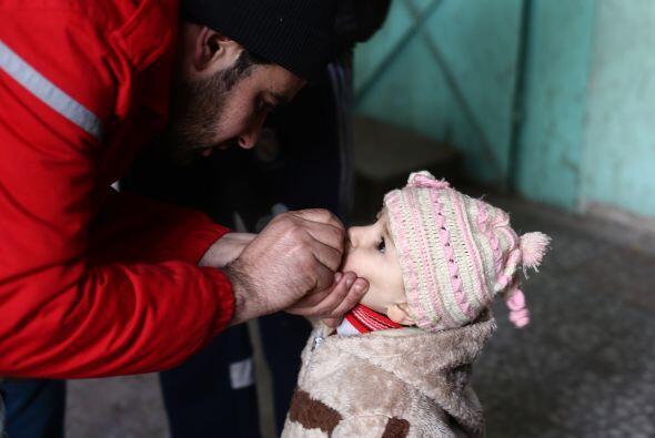 """""""Para los niños más pequeños, la crisis es todo lo que han conocido""""."""