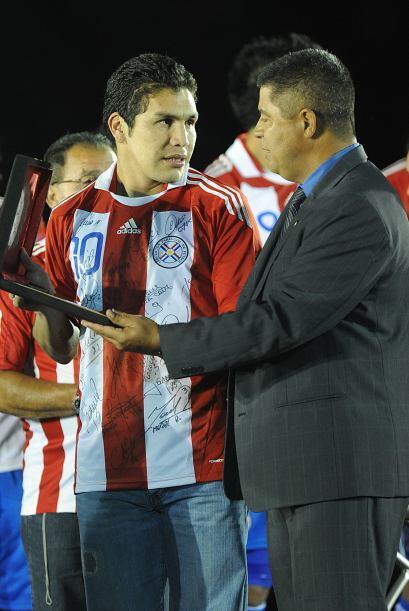 El dirigente costarricense Víctor Hurtado fue uno de los que le e...