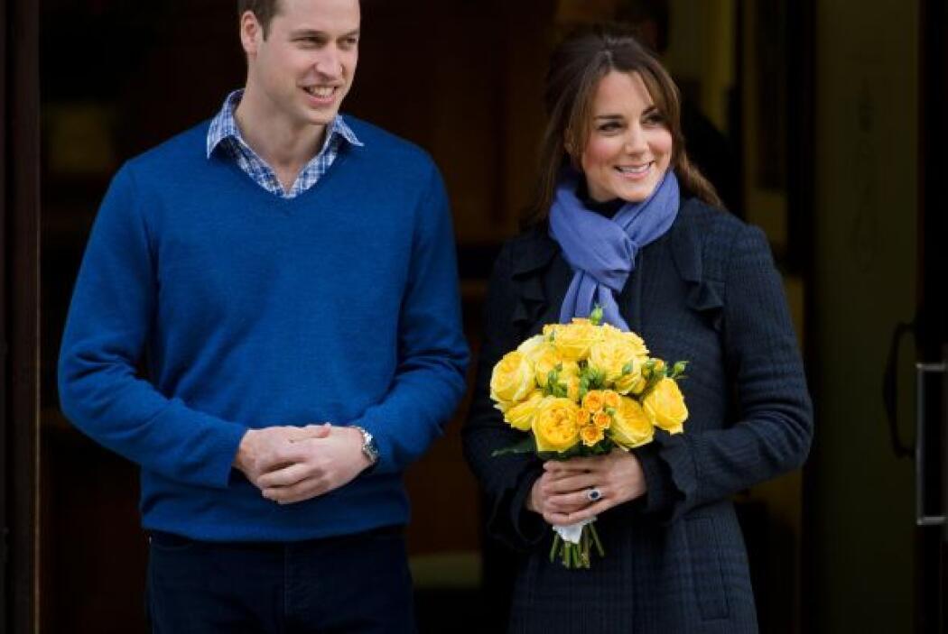 Kate Middleton ingresó al hospital St. Mary´s a las 6AM, hora local, aco...