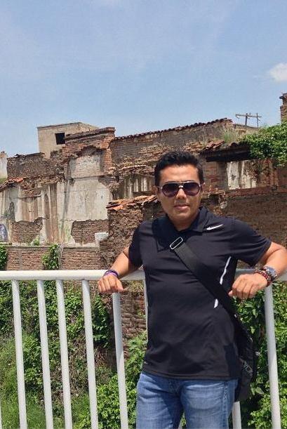 A orillas del Río Atizcua en Tequila.   Escucha El Show de Raúl Brindis...