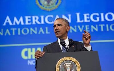 Obama promete derrotar a ISIS mientras estos anuncian que tienen otra es...