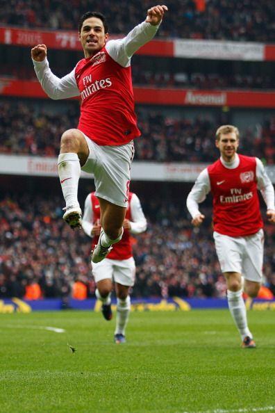 Arsenal jugó un partido perfecto, concretó las opciones qu...