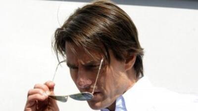 El actor Tom Cruise es uno de los tantos miembros famosos de la Iglesia...