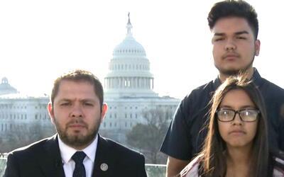 Hijos de una de las primeras mujeres deportadas a México, asistirán al d...