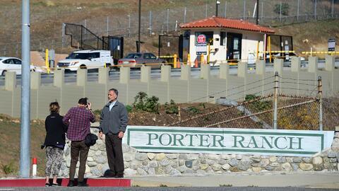 Compañía Gas Southern California podrá reanudar operaciones en Aliso Canyon