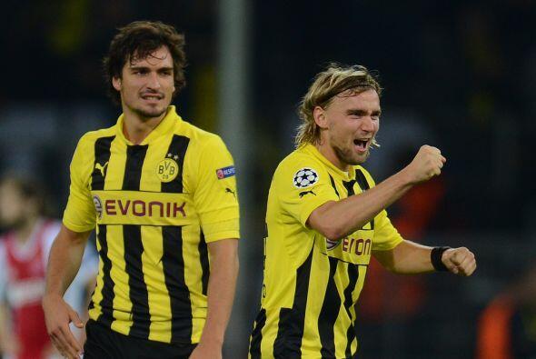 Tuvieron que esperar hasta la parte final del duelo, pero el Dortmund se...