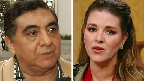 Alicia Machado le dio un consejo a Carlos Bonavides tras la cancelación...