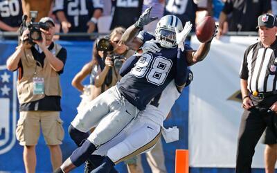 Las 5 majestuosas recepciones en la Semana 1 de la pretemporada NFL