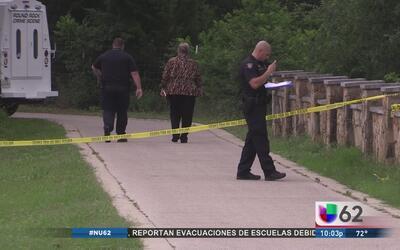 Encuentran el cuerpo de un hombre en arroyo Brushy Creek