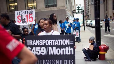 Opinión: Un miembro del Congreso está ausente GettyImages-Women-Low-Wage...