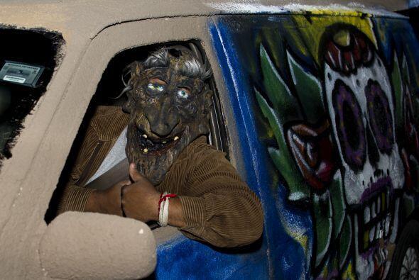 Lo primero es no ser un conductor de película de terror.  Adem&aa...