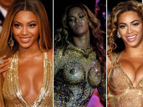 Beyoncé es una de las famosas más bellas y sensuales del &...