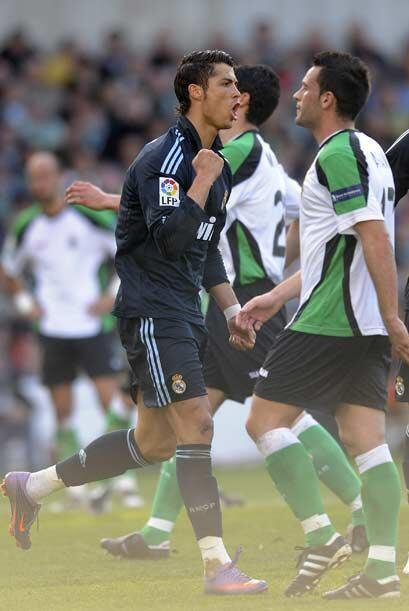 El Real Madrid visitó al Racing sabiendo que era obligatorio salir con l...