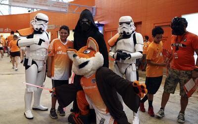 Houston Dynamo Star Wars