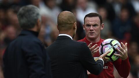Josep Guardiola/ Wayne Rooney
