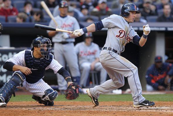 Los Tigers han puesto énfasis en buscar talento en Venezuela. En 2006, a...