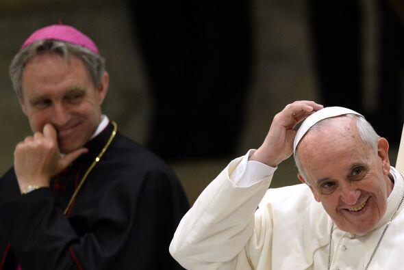 """""""A veces estos cristianos melancólicos tienen más cara de..."""