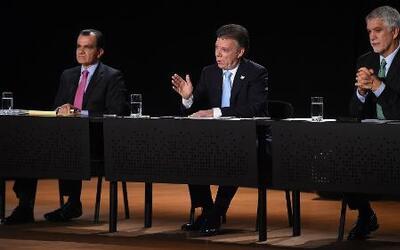 Se intensifican los ataques entre candidatos a la presidencia de Colombia