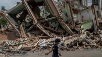Impresionantes imágenes del segundo terremoto en Nepal
