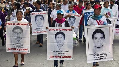 A 7 meses de Ayotzinapa, sin respuestas