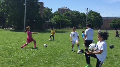 Escuelas de Futbol en Chicago