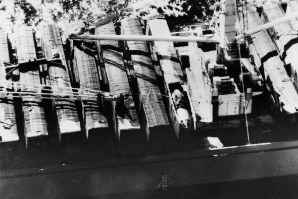 El buque Kasimov se lleva 15 aviones de Cuba, después que EEUU pidiera q...