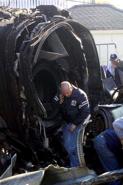 Las 260 personas a bordo y cinco más en el suelo murieron en la tragedia...