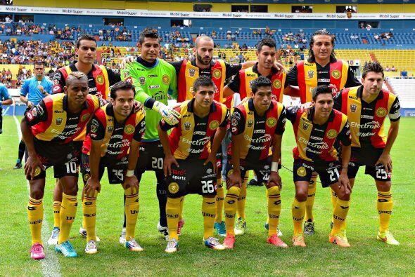U de G vs. Toluca.- Los Leones Negros son el único equipo que no...