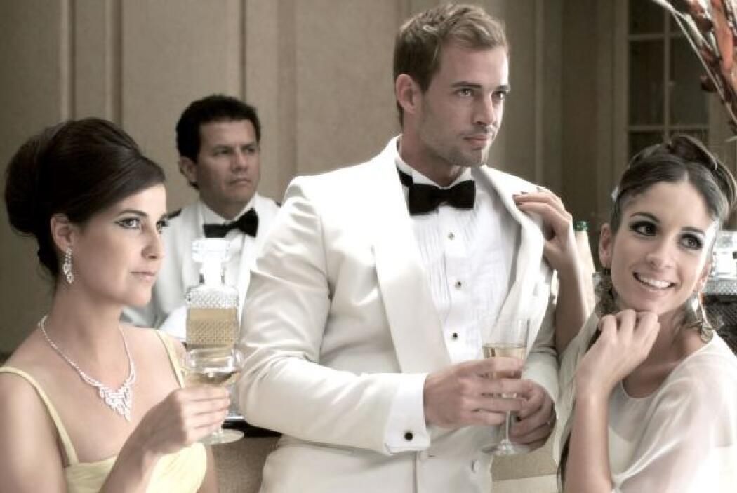 Mientras grababa Triunfo Del Amor, William participó en la tercera tempo...