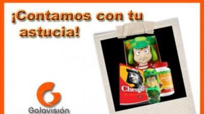 ¡Gana con El Chavo!