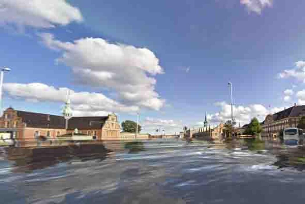 La ciudad de Copenhague es la capital y la ciudad más poblada de Dinamar...