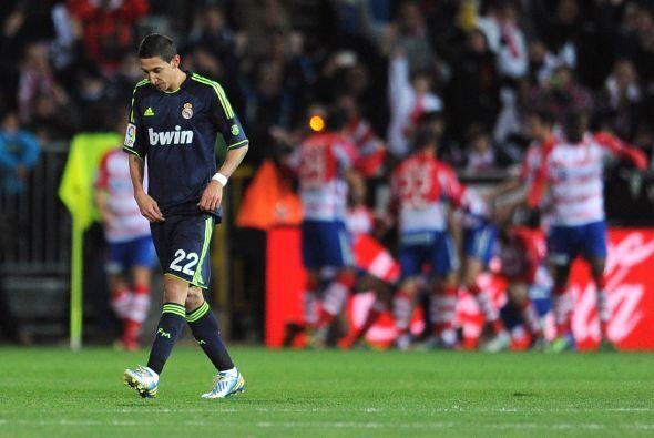 El Real Madrid cayó en Granada con un autogol de Cristiano Ronaldo para...