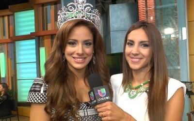 Gaby y Aleyda tienen planes juntas luego de Nuestra Belleza Latina